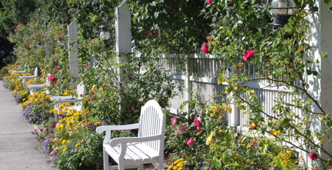 10 Reasons to stay at the Grand Hotel Mackinac Island