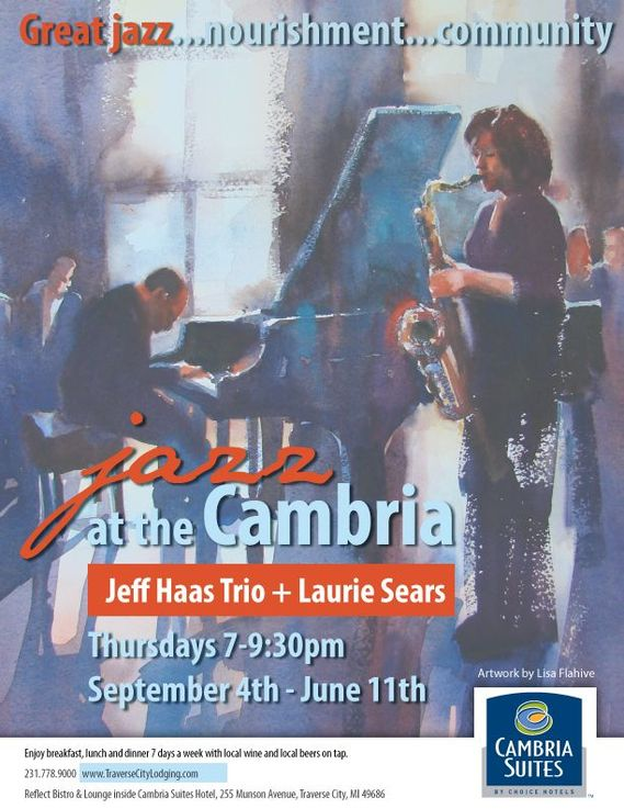 Jazz at the Cambria