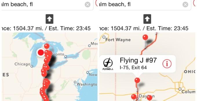 Travel Well, Pilot Flying J & A Travel App #PJFTravelWell
