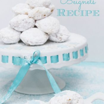 Puffy Beignets Recipe