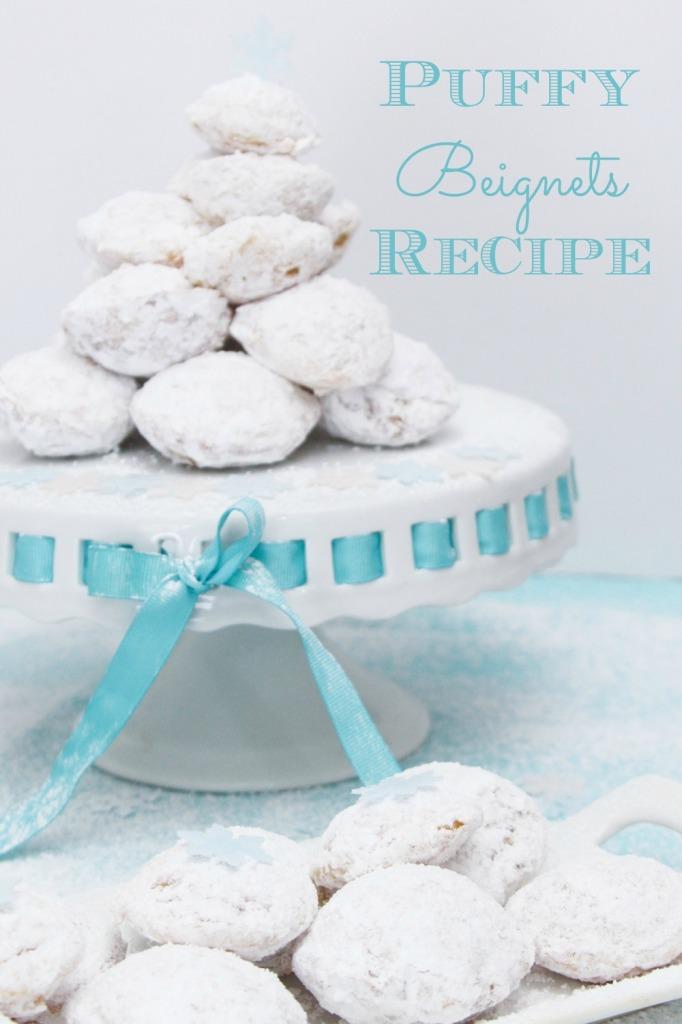 Puffy Beignets Recipe