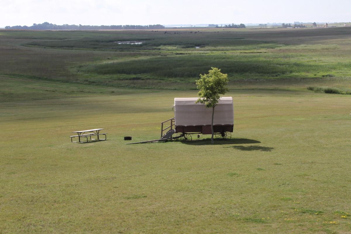 Little House on the Prairie Ingalls Homestead