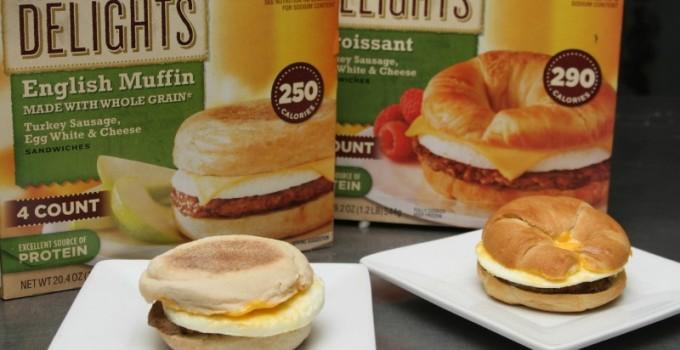 Jimmy Dean Breakfast Sandwiches For Busy Mornings