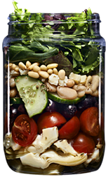 Farmer's Fridge Mediterranean Salad Recipe