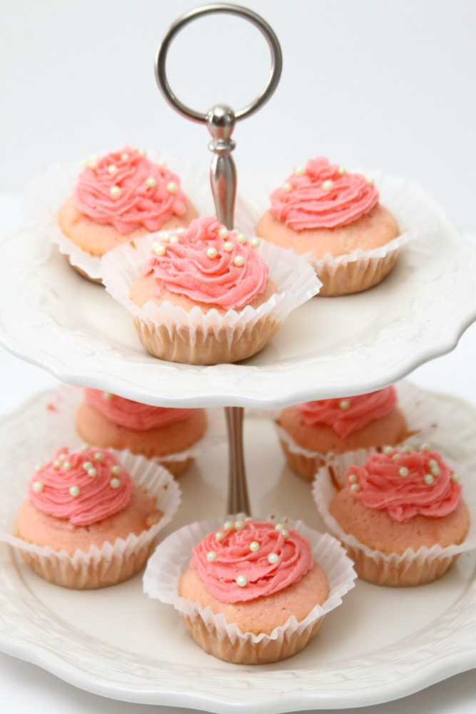 Pink lemonade cupcakes are an easy and favorite scratch made moist cupcake recipe for any party or event! Enjoy that bright citrus flavor any time!