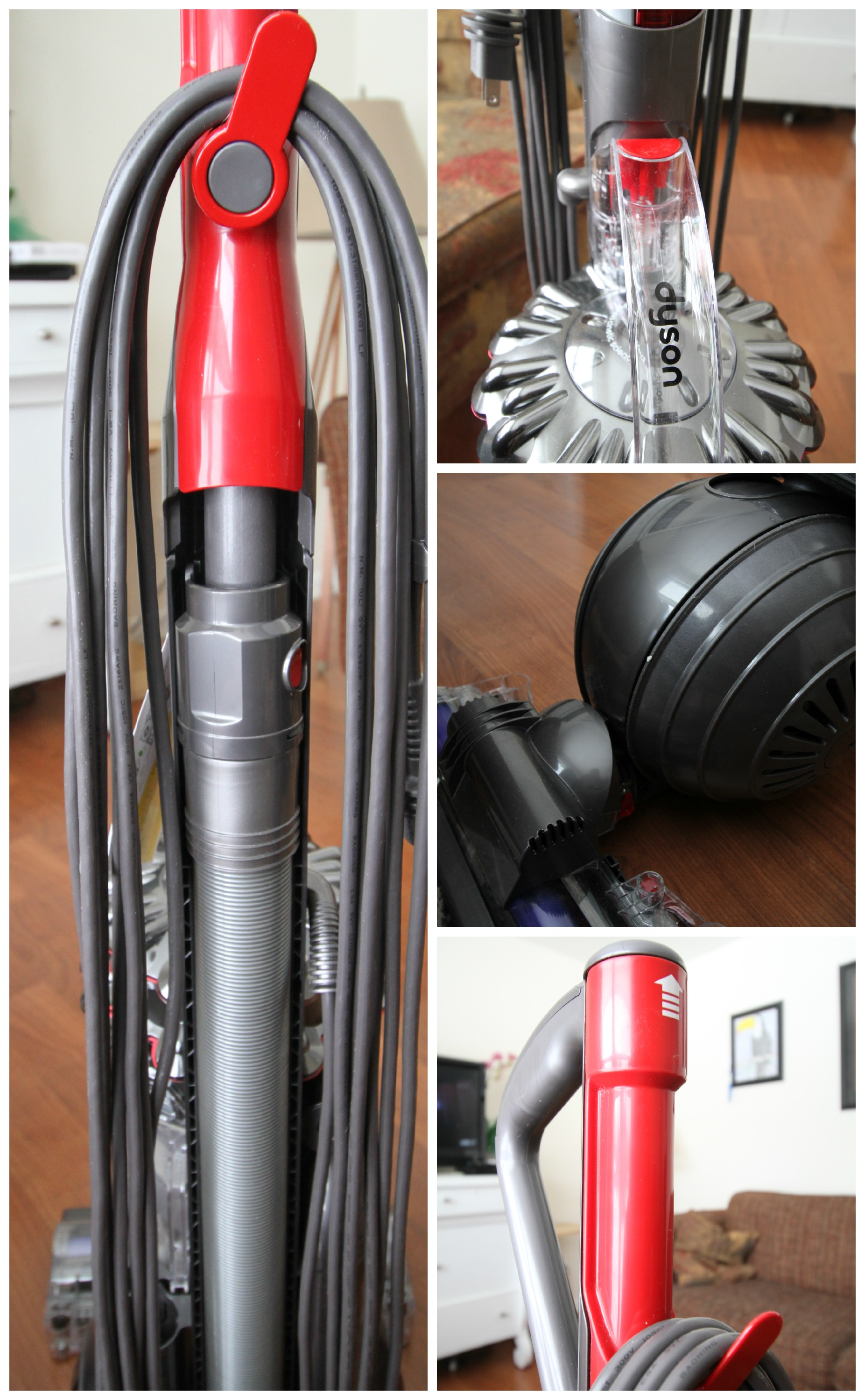 New Dyson Cinetic Big Ball Animal + Allergy From Best Buy