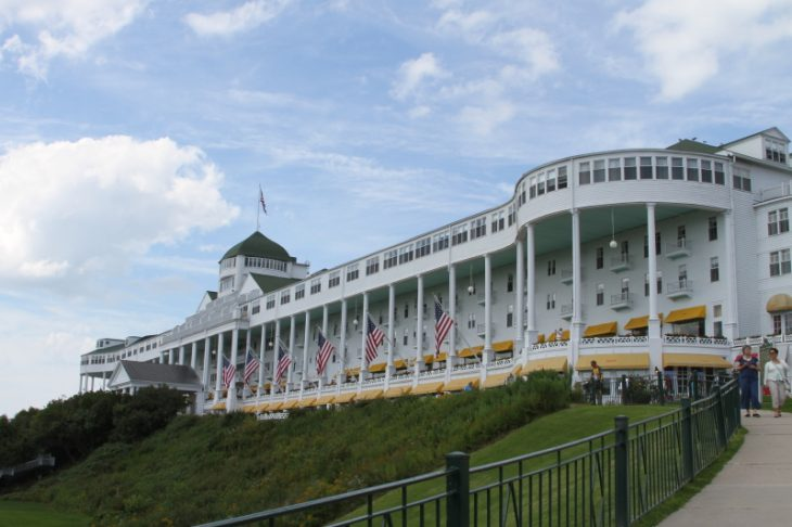 10 Fun Facts About The Grand Hotel Mackinac Island