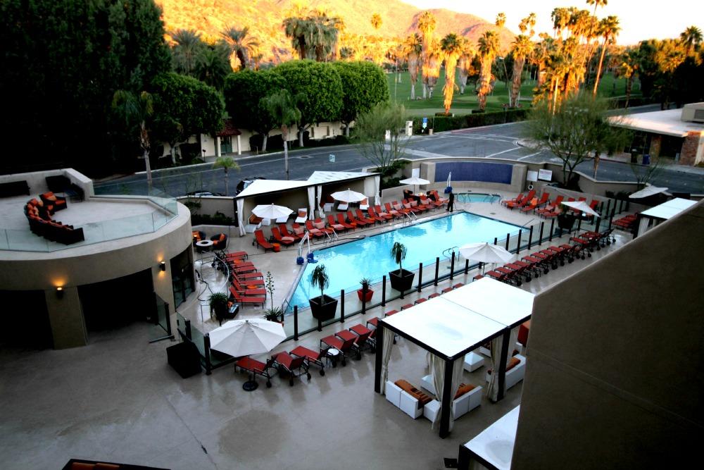 Hyatt Palm Springs CA