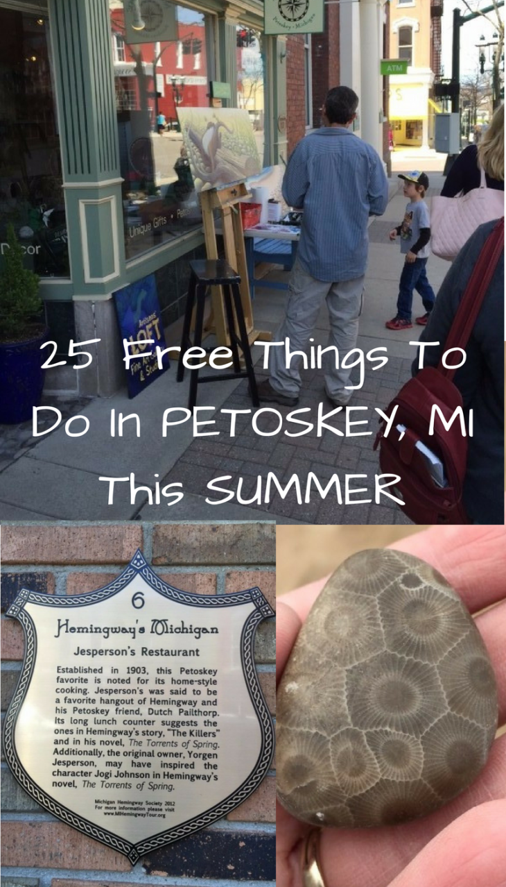 Boyne City Mi >> Free Things To Do In Petoskey MI - Just Short of Crazy