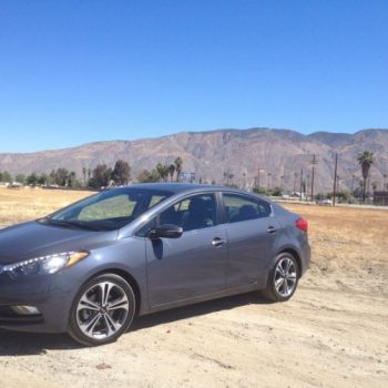Loving The Places The KIA Forte Takes Me