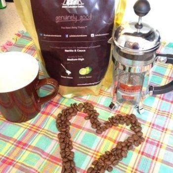 colomia coffee