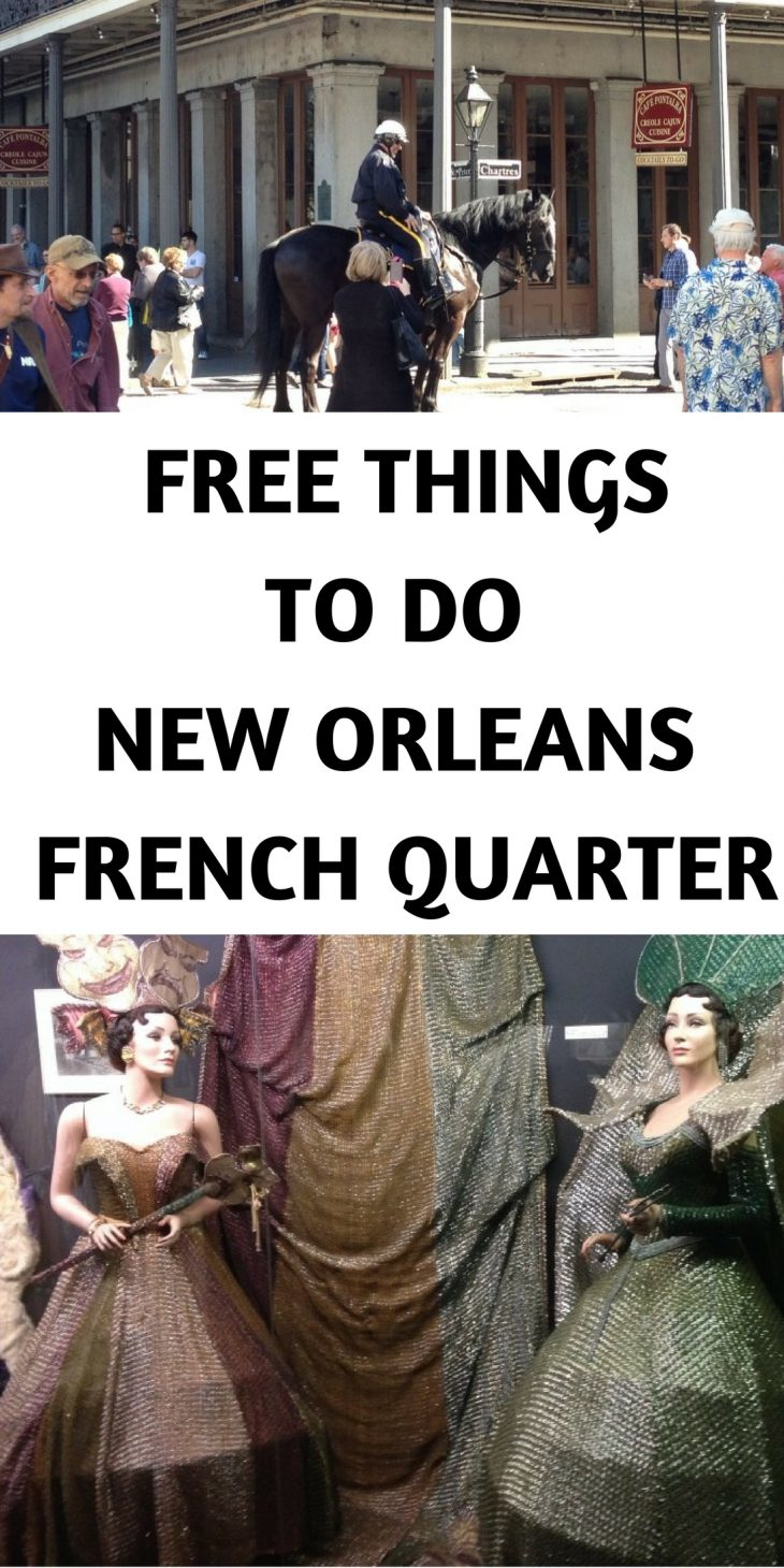 Free things to do in new orleans just short of crazy for Things do in new orleans