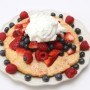 Fruit Cornmeal Shortcake