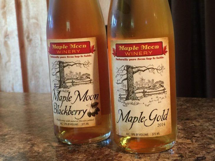 Maple Wine