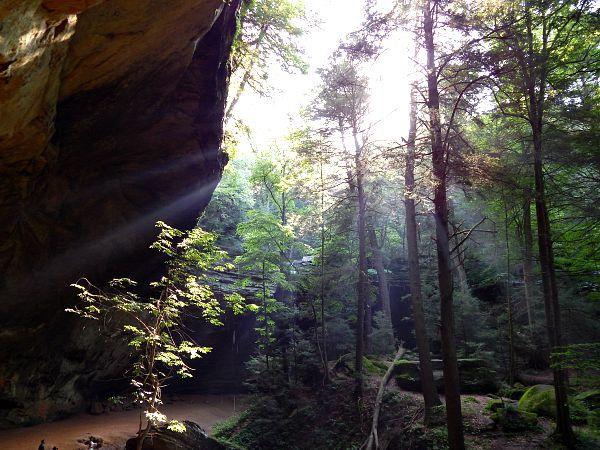 Ash Cave Hocking Hills