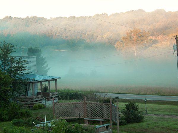 Fiddlestix Village sunrise