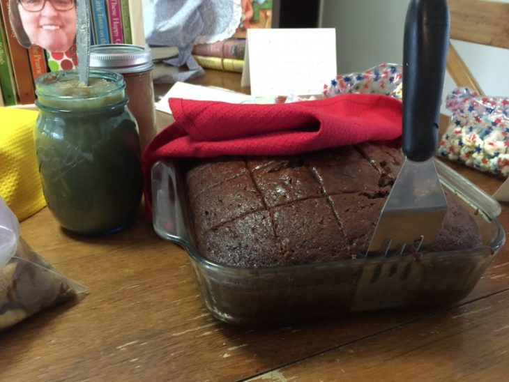 Laura Ingalls Wilder Gingerbread Recipe