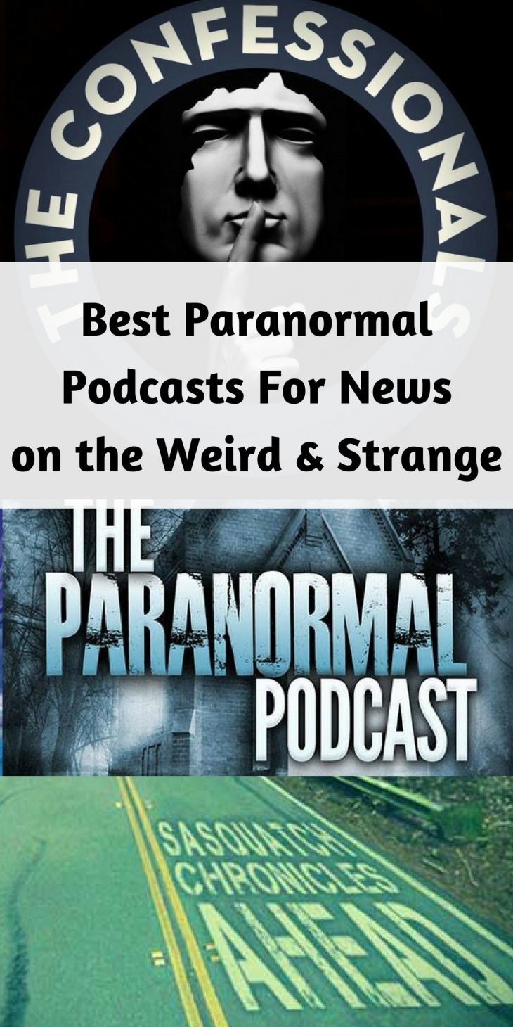 Best Paranormal Podcasts