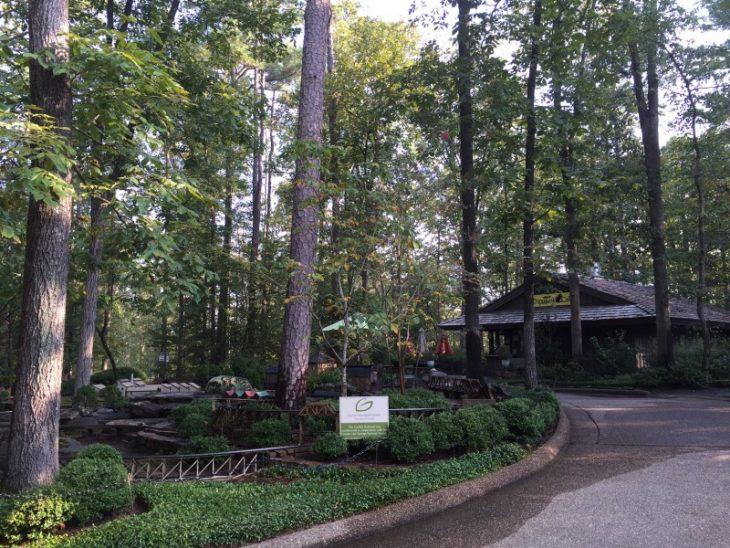 Explore garvan woodland gardens hot springs ar just short of crazy garvan woodland gardens mightylinksfo
