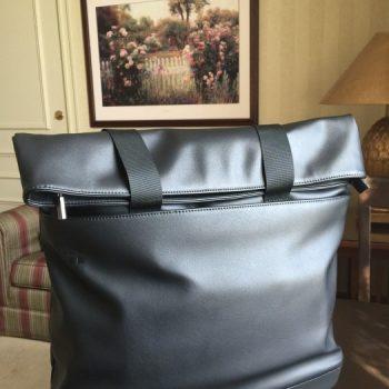 First Ever Moleskine Weekender Bag