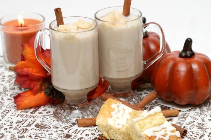 Lactose Free Pumpkin Spice Latte