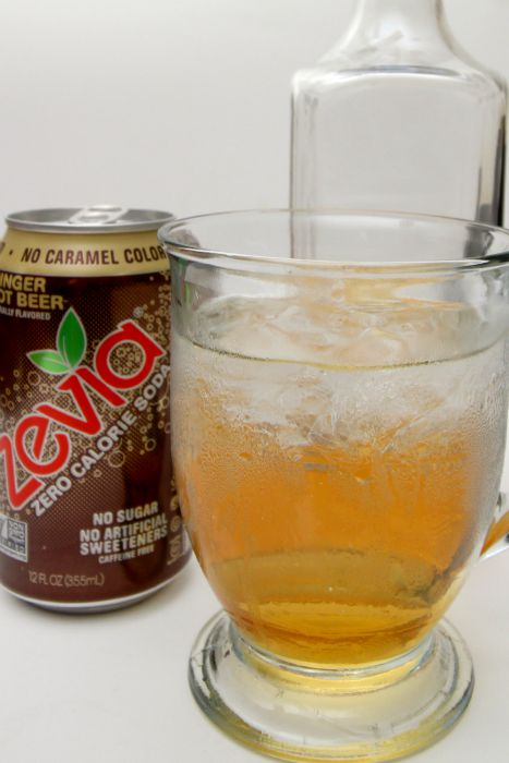 zevia whiskey cocktail