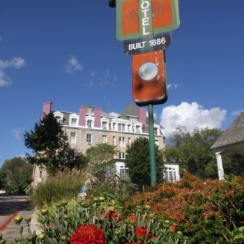 A Haunted Stay: The 1886 Crescent Hotel