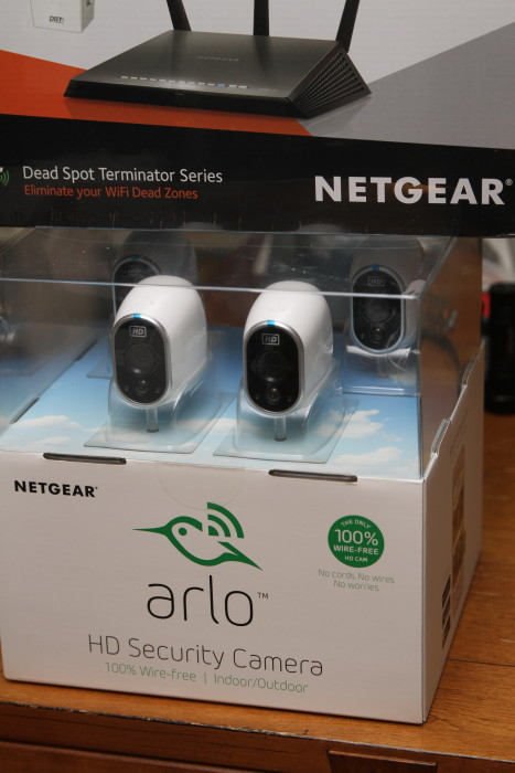 Staying connected with security cameras for the home from for Best buy burglar alarms