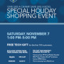 Best Buy Special Holiday Shopping Event #WinTheHolidaysSweepstakes