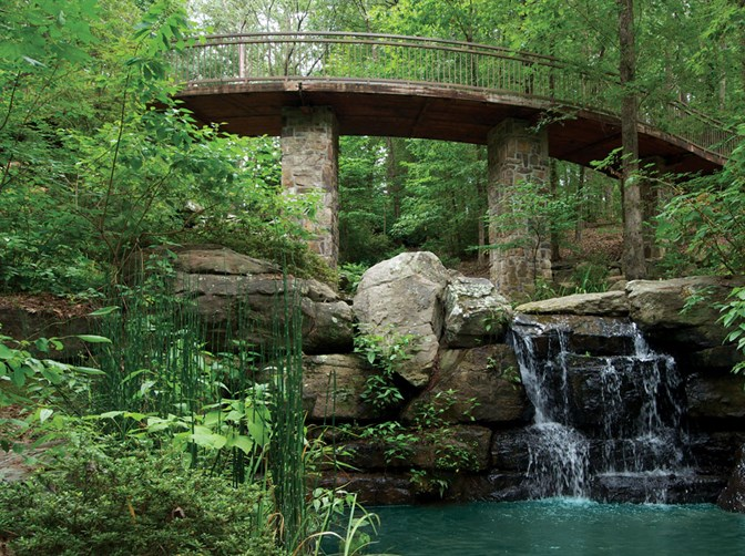 Explore Garvan Woodland Gardens Hot Springs Ar Just Short Of Crazy