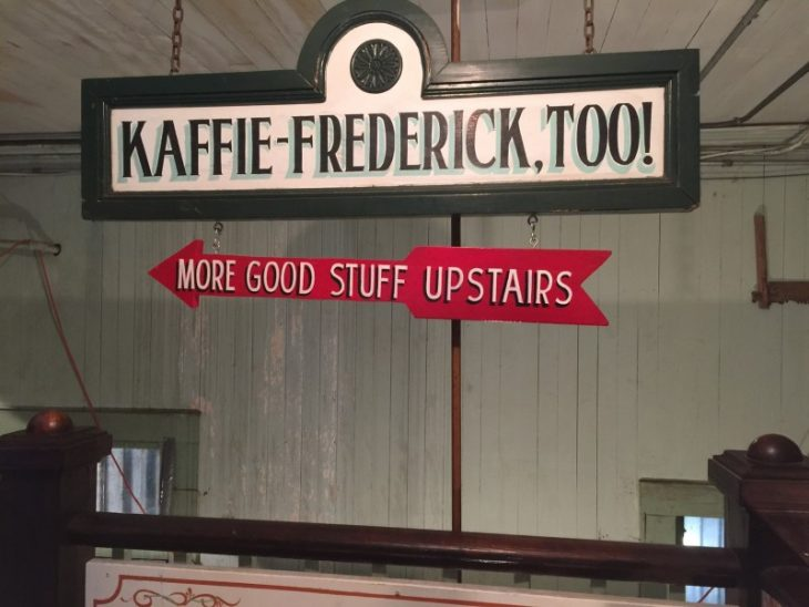 Kaffie Frederick