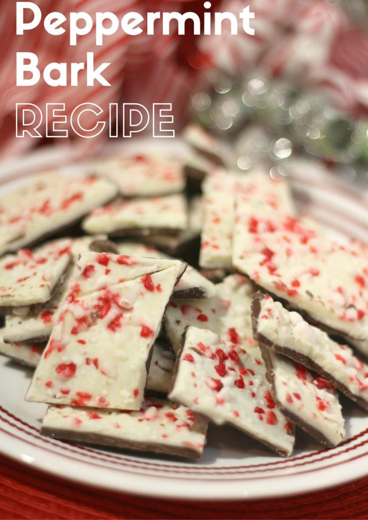 Learn How To Make Peppermint Bark with this super easy recipe that is sure to please! A few ingredients and simple directions make it easy!