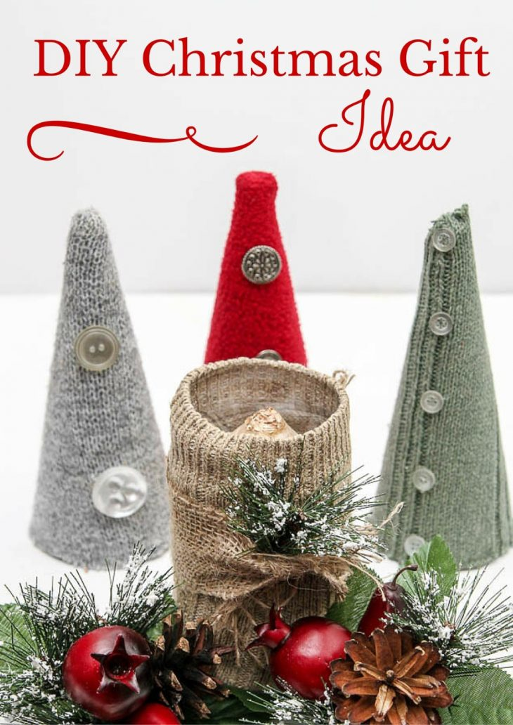 check out one of our favorite diy christmas gift ideas using an upcycled water bottle