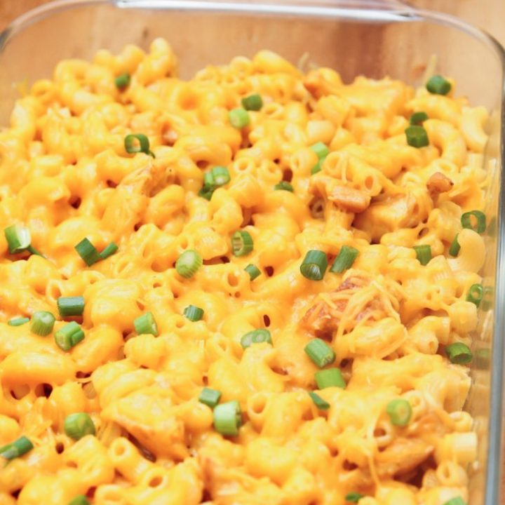 Buffalo Chicken Mac-1