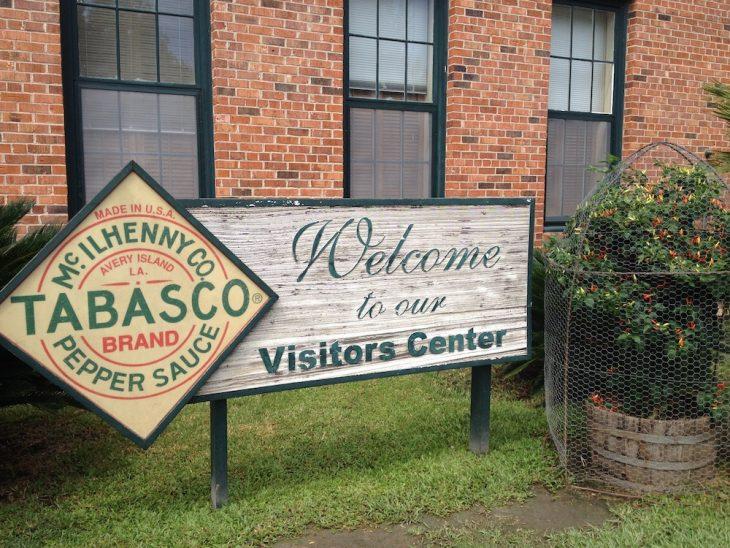 Tabasco Factory