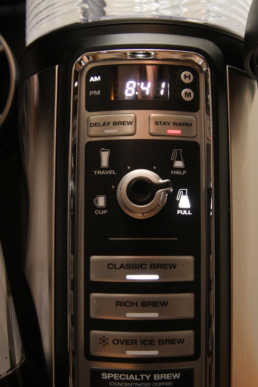 try ninja coffee bar