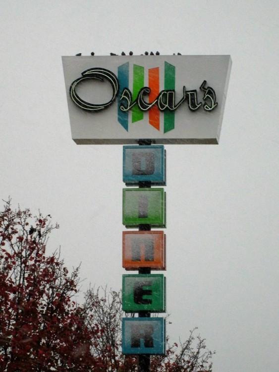 Oscar's Classic Diner Missouri