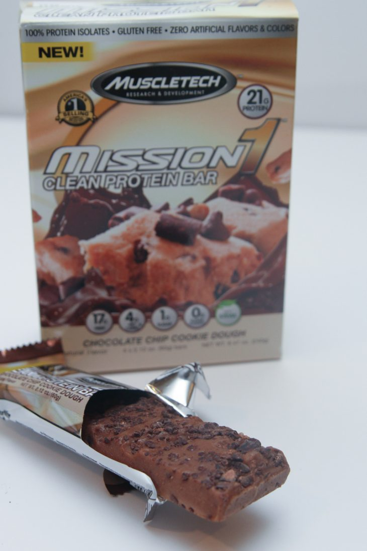 Mission Clean Protein Bar