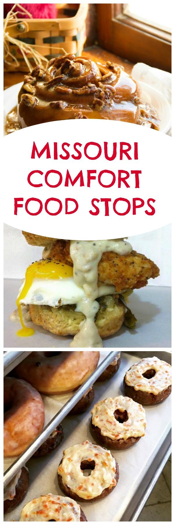 Missouri Comfort Food