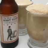 Not Your Father's Rootbeer Float