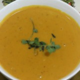 delicious and warming squash soup
