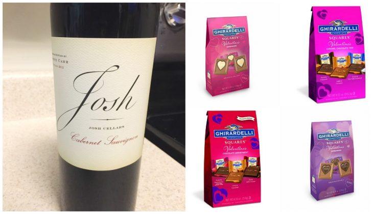Ghirardelli Chocolate Josh Cellars