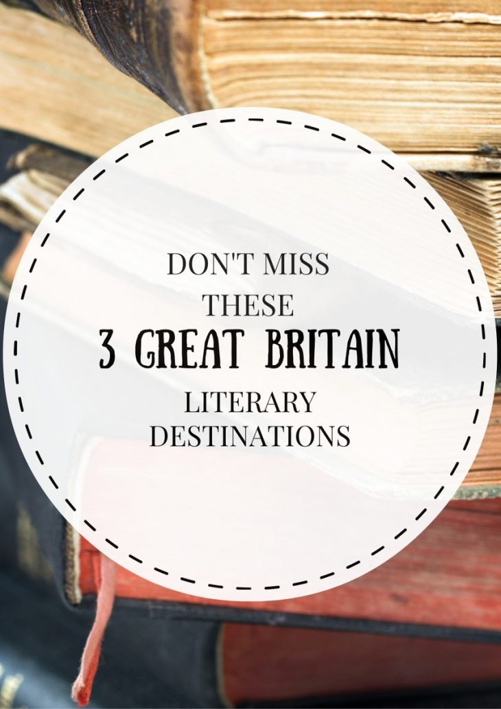 Great Britain Literary Destinations