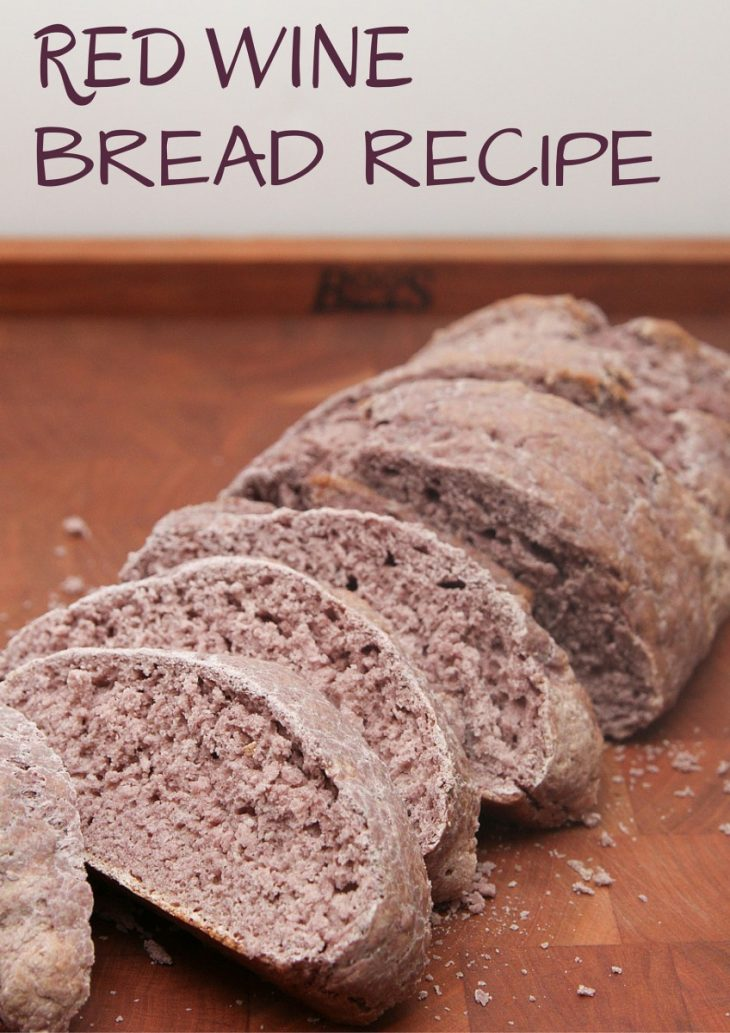 Red Wine Bread