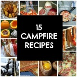Easy to make campfire recipes the family will love