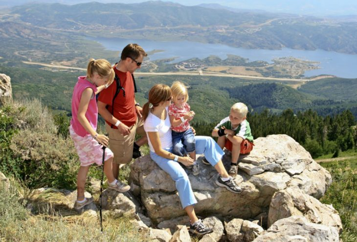 Visit Utah and Heber Valley for a great adventure vacation with friends and family!  Tons of outdoor adventures await in this gorgeous area of the country!