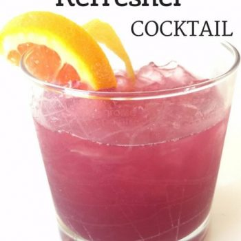berry refresher cocktail