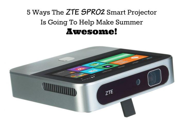 have zte spro 2 smart projector price via