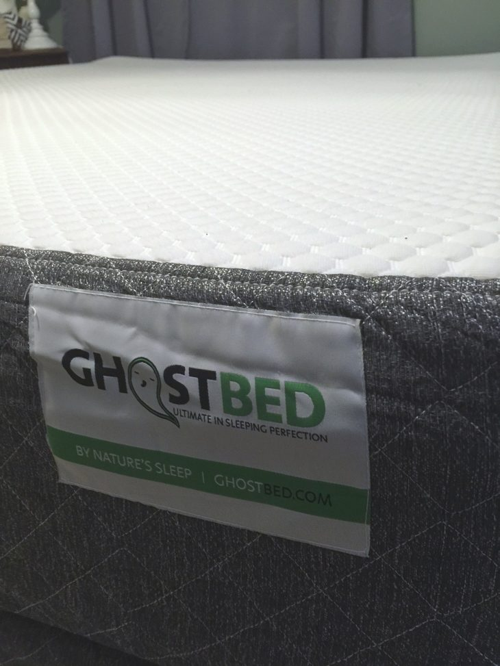 made a ghostbedwoodenframe ghost bed mind in military with ghostbed plus the