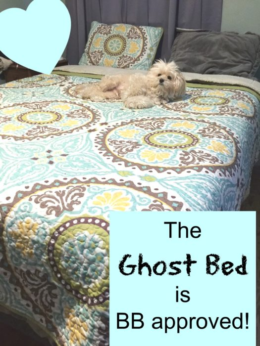 Ghost Bed foam mattress